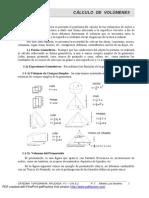 Volumen Tronco Trapecio- Formulasç