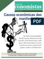 Jornal Dos Economistas- Julho 2013