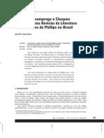Inflação, Desemprego e Choques Cambiais - Uma Revisão Da Literatura Sobre a Curva de Phillips No Brasil (RBE)