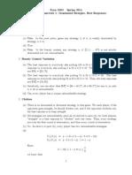 Econ 106G Homework 1 - Solution