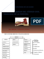 Derecho de Personas 2014-i