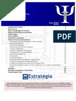 Psicologia SESDF Aula 00