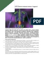 Ortopedie-lombosciatica