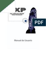 VXP Owners Manual ES