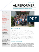 NorCal Reformer 31 (May 23, 2014)