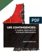 life contingencies - robert batten.pdf