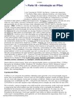 18 - Introdução Ao IPsec