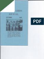 Hoosier Chess Journal Vol. 5, No. 3 Oct 1983