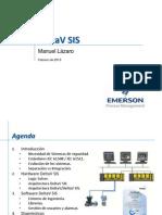 DeltaV SIS Marshalling Electronico