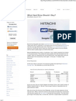 Backblaze Blog » What Hard Drive Should I Buy