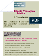 Metodologia teologica pratica