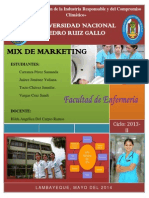 Mix de Marketing Grupo 6