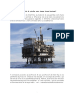 Offshore Oil Production Platforms