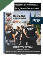 Noções Básicas de Direito Penal - Leis Penais Especiais