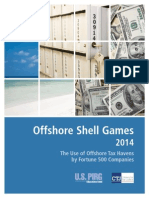Offshore Shell Games 2014