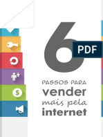 6 Passos Para Vender Mais Na Internet