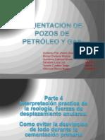 Cementación de Pozos de Petróleo y Gas