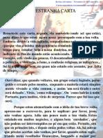 Carta a Jesus