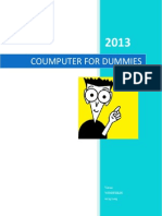 coumputer for dummies 1