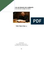 Jorge Loring - El Perdón de Los Pecados Sin Sacerdote