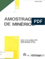 CETEM - Amostragem de Minerios