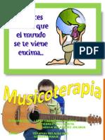 Trabajo de Alternativa Musicoterapia
