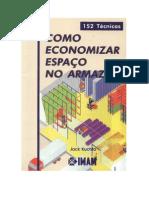 Livro - Como Economizar Espaço No Armazém - 152 Técnicas