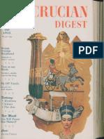 Rosicrucian Digest, April 1955