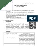 PsDH 2012 Lectura Etapa de Los Primeros Pasos