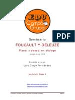 Clase 5 Foucault Deleuze
