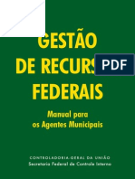 Gestão de Recursos Federais