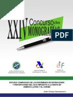 Primer Premio Concurso Monografia Samanamud