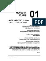 Modul 1 - Mengetik 10 Jari.pdf