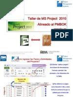 Sesión_02 Ms Project 10
