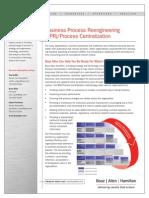 Business Process Reengineering FS