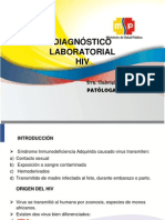 Dg. Laboratorial HIV-1