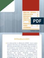 Brecha Digital y Educ