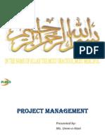 Hani Project Management
