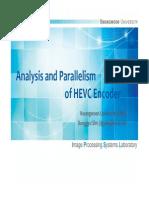 HEVC Encoder r11 Final