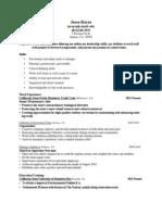 jesse reyes newest resume-revised word