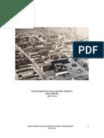 Final Report April 2014