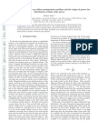 Limit Order Placement as an Utility Maximization Problem and the Origin of Power Law