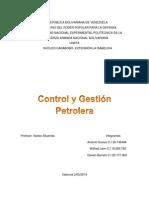 Actividades Claves de La Cadena de Valor de La Industria Petroler1