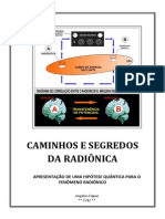 Caminhos e Segredos Da Radiônica