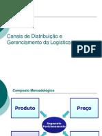 Canais de Distribuição e Gerenciamento Da Logística (1)