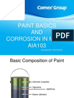 Murphy - Paint Basics and Corrosion in Metal