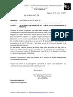 OFICIO MÚLTIPLE  N° 04-2014-CONVENCIÓN PROVINCIAL