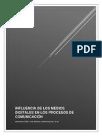 Influencia de Los Medios Digitales en Los Procesos de Comunicación_davidohara