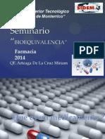 Bioequivalencia (Ya Scribd)
