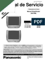 Panasonic Ct g2172f Ct g2132f